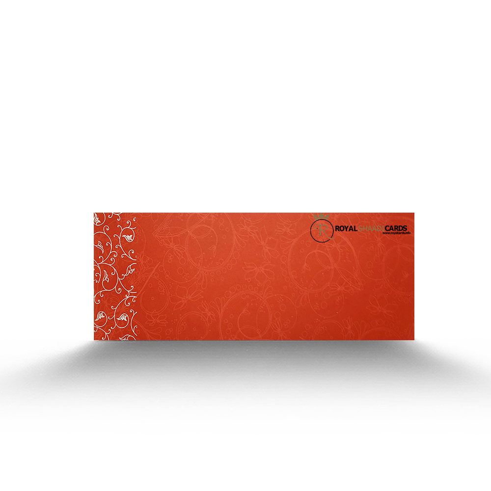 red shaadi cards